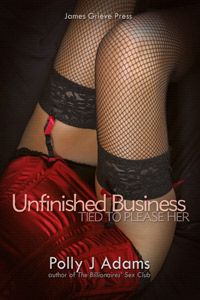 Unfinished Business by Polly J Adams