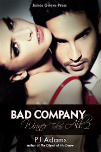 Bad Company (Winner Takes All 2) by PJ Adams
