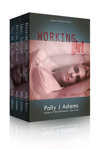 Working Girl: the complete set by Polly J Adams