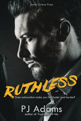 Ruthless: A London gangland romantic suspense novel (romantic suspense, bad boy, new adult, romance, london, crime family, russian, hitman, racy, gang, second chance, organized crime, thriller, mystery, mysterious past, english, gangster, fighting, brothers, dangerous lover, gangland, england, crimelord, mob, mobster, caper, alpha male, international, british, kray, murder, noir, mafia, vengeful, urban, crook, sexy villain)